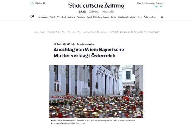 Süddeutsche login